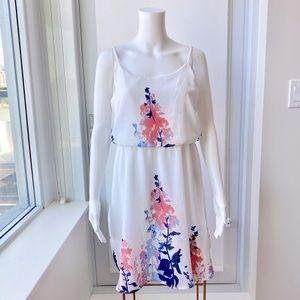 VERO MODA Floral Afternoon Tea Dress